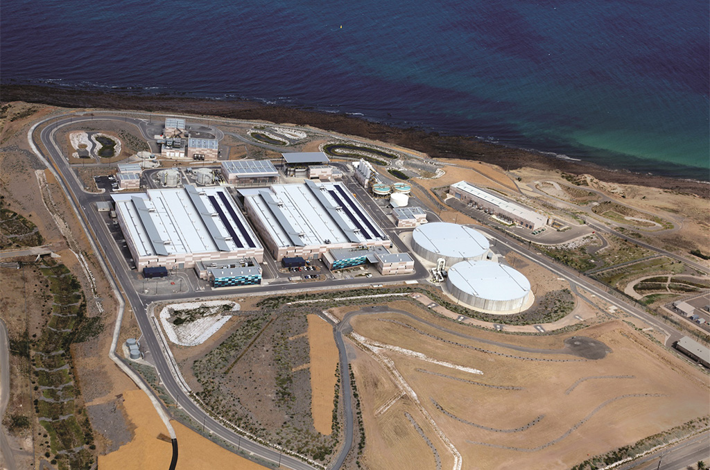 Adelaide Desalination Plant Project Mcconnell Dowell