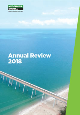 MCD 2018 Annual Review