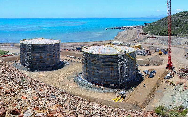 Koniambo Nickel Project - McConnell Dowell